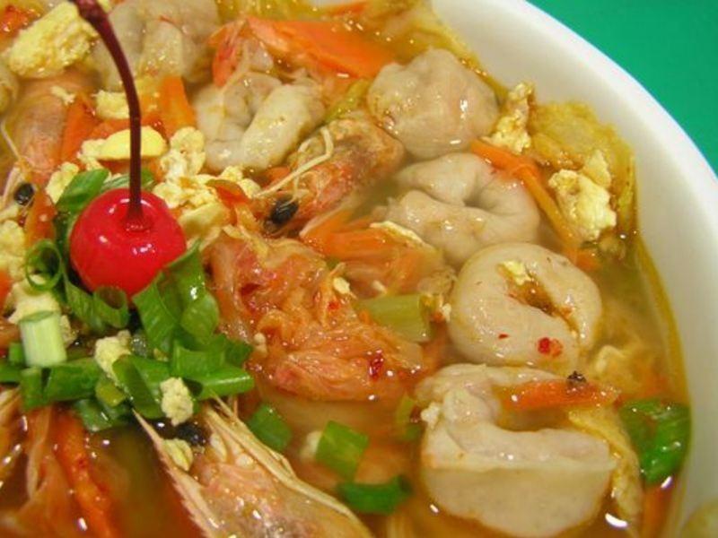 桂冠魚餃韓式泡菜鍋