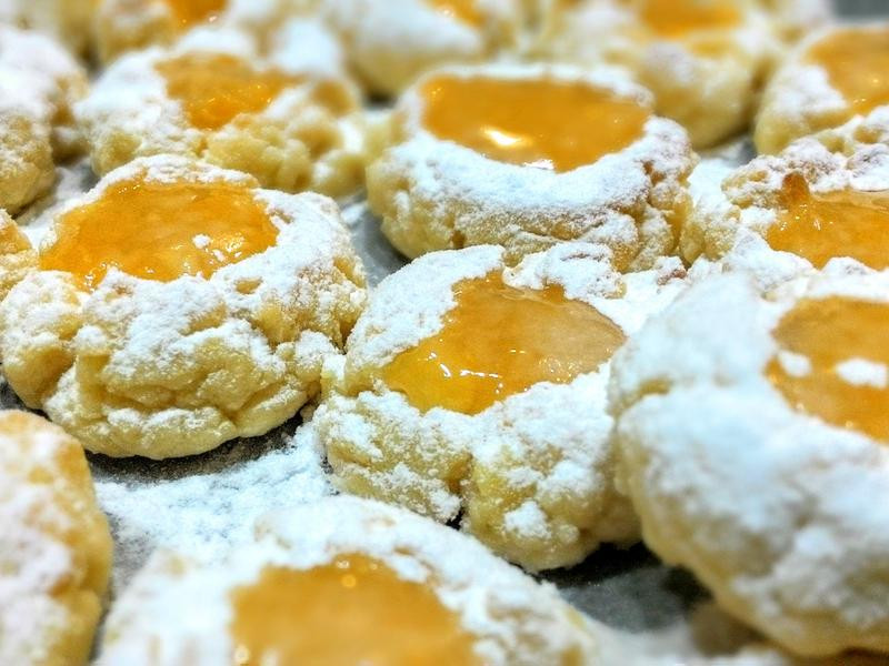 柳橙寶石餅乾