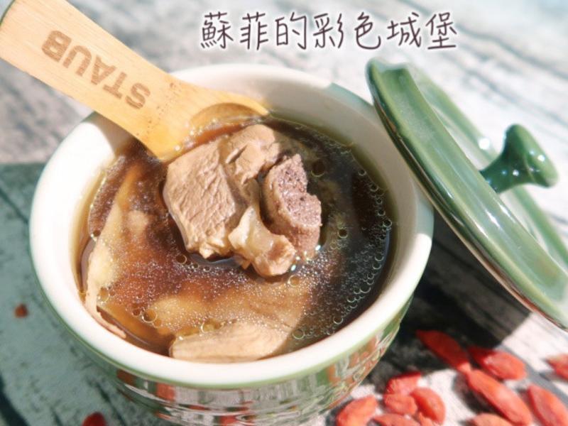養生燒酒雞湯