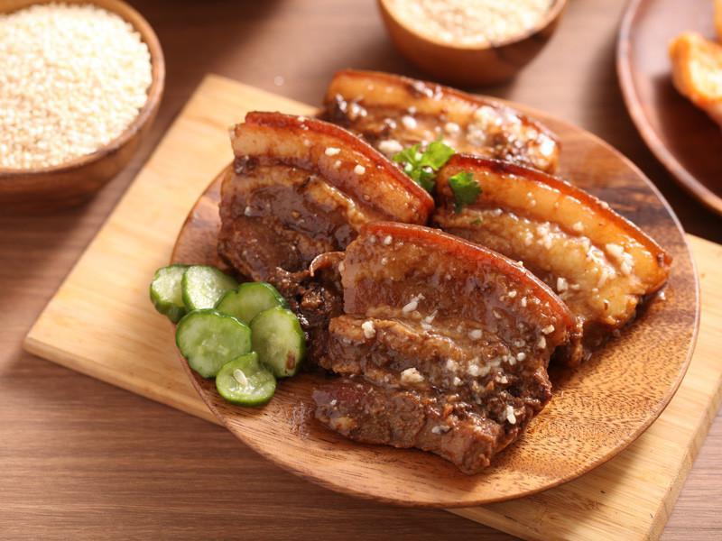 醬油麴滷三層肉