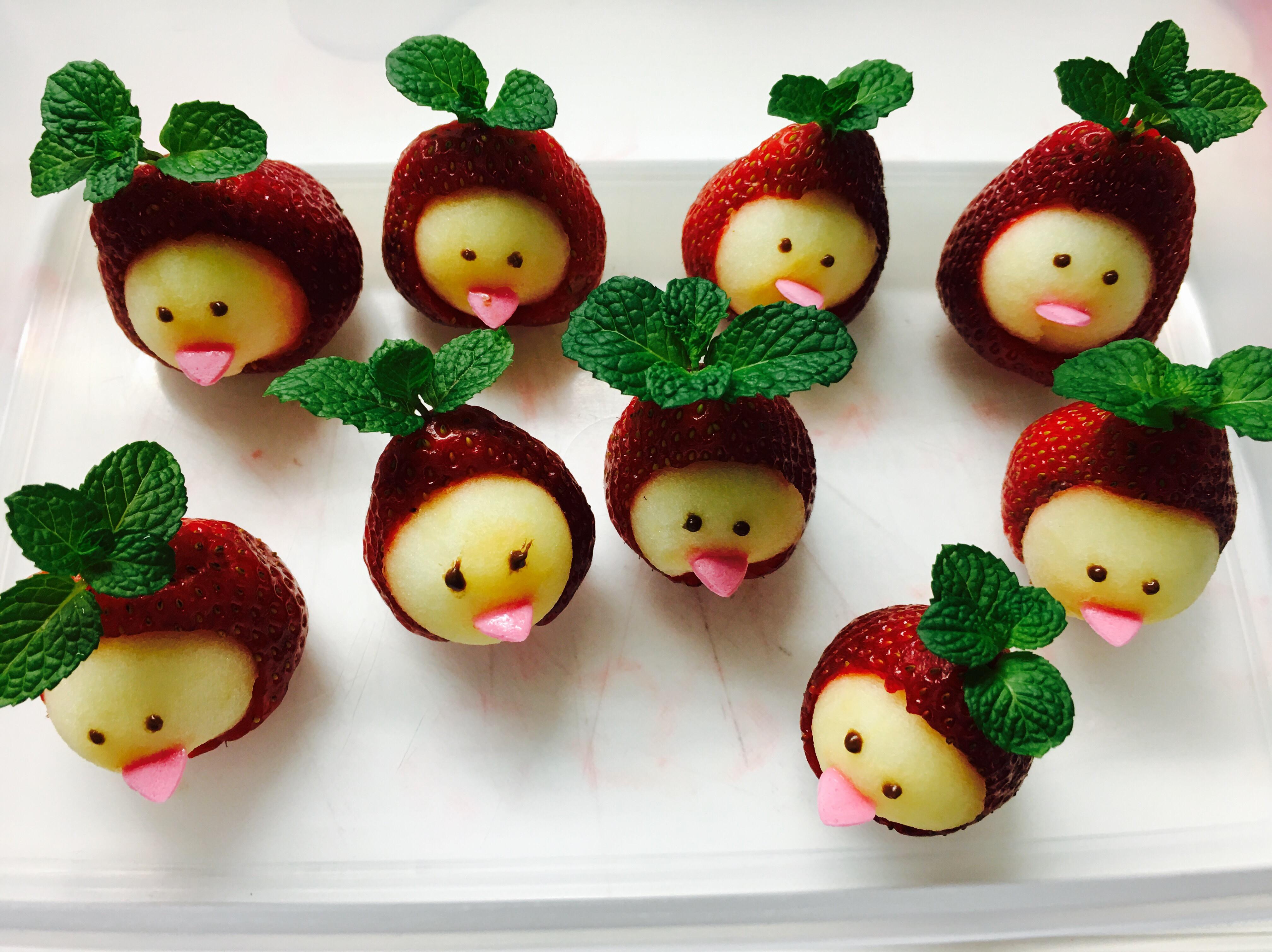 草莓小精靈