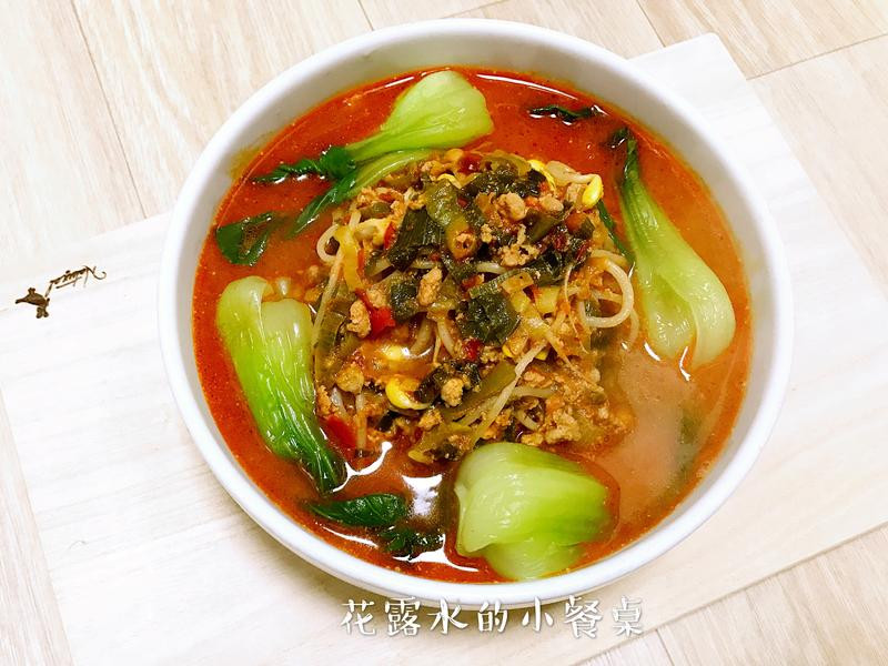 韓式《担担麵》