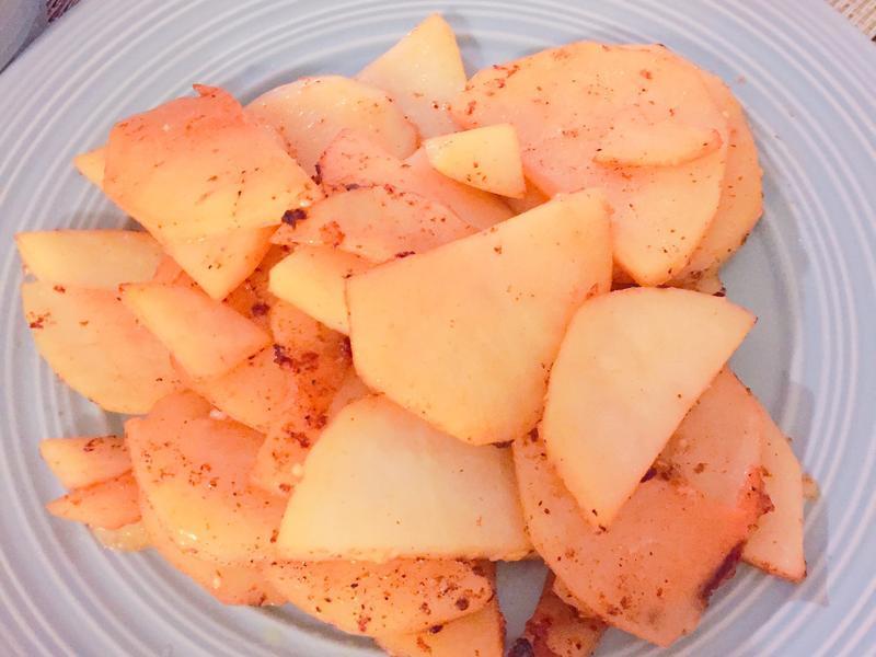 香煎奶油馬鈴薯