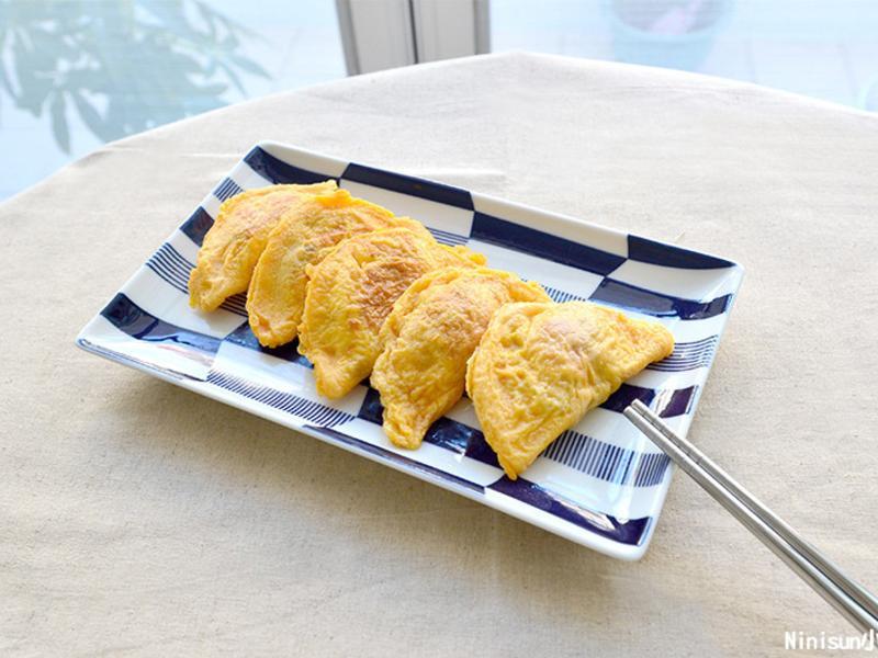 黃金元寶蛋餃