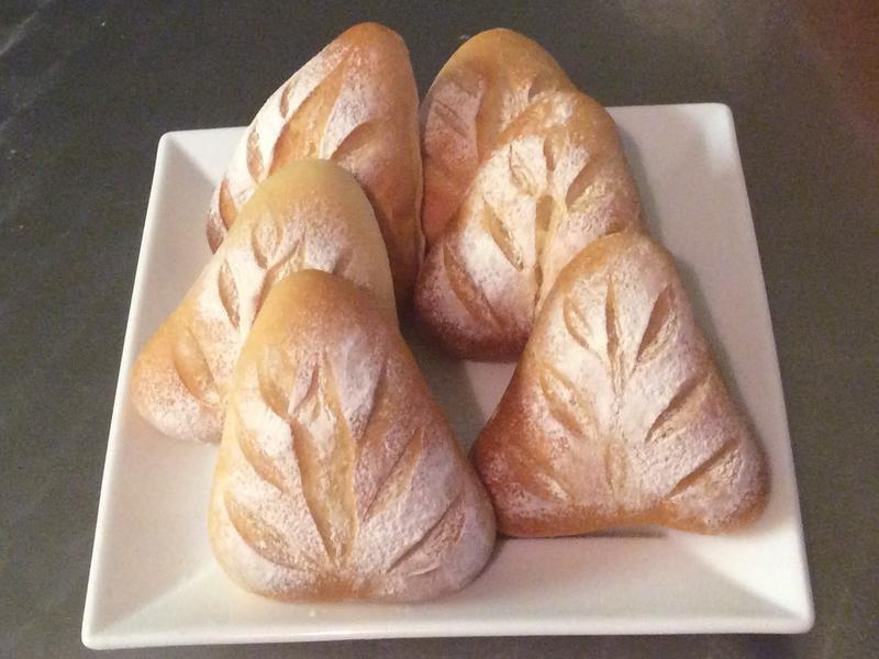 蔓越梅杏仁奶酥麵包