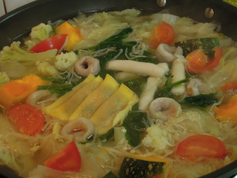 營養什錦鍋