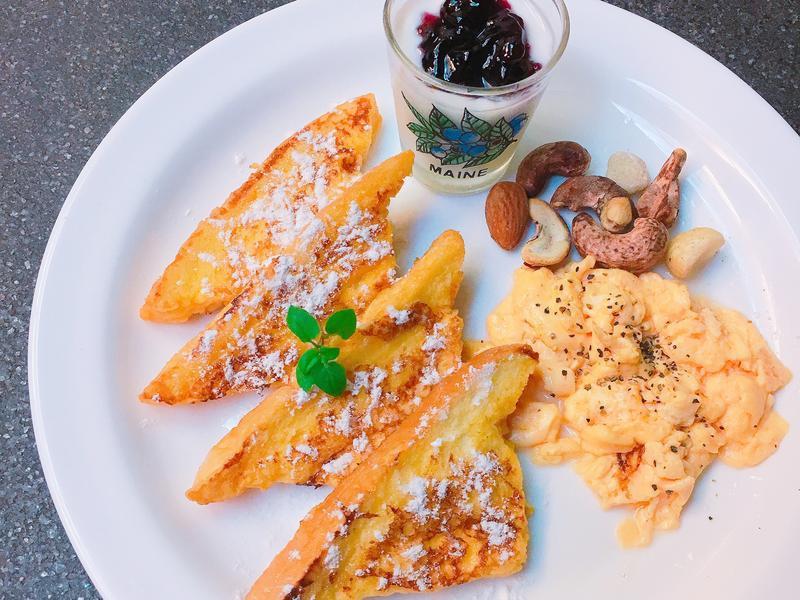法式吐司早午餐