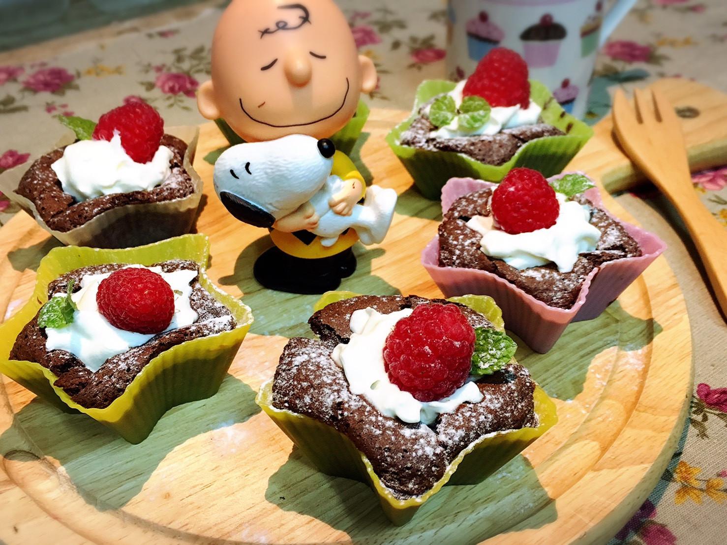 【小李子♥餐桌】覆盆子可可蛋糕
