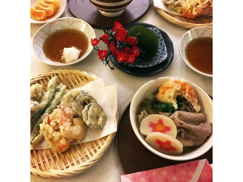 日式醬油蕎麥麵(露營ok)