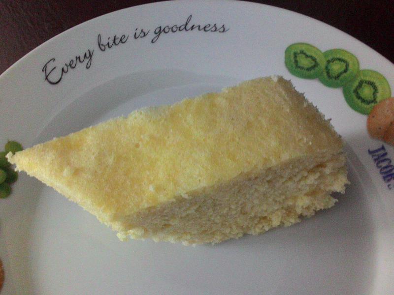 傳統古早味蒸雞蛋糕
