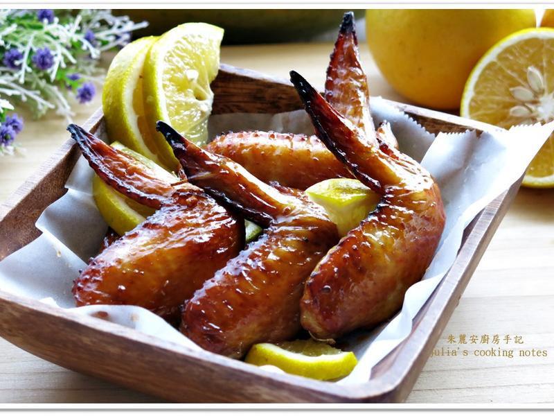 [柳丁蜂蜜烤雞翅]超簡單料理