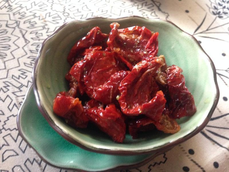 土式油漬番茄乾
