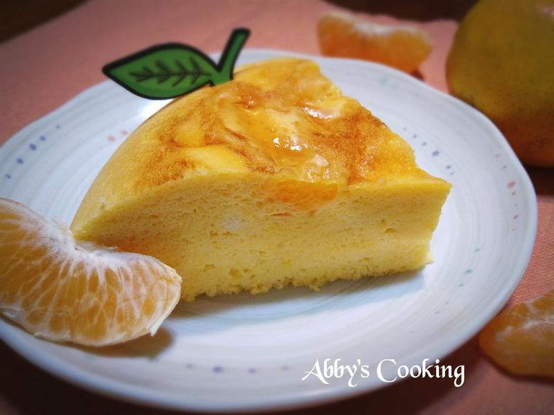 橘子蛋糕(電子鍋)