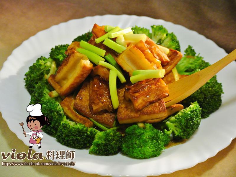 竹輪豆腐燒