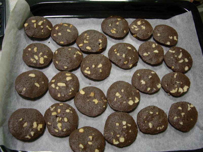 苦甜巧克力餅乾♥Oly*