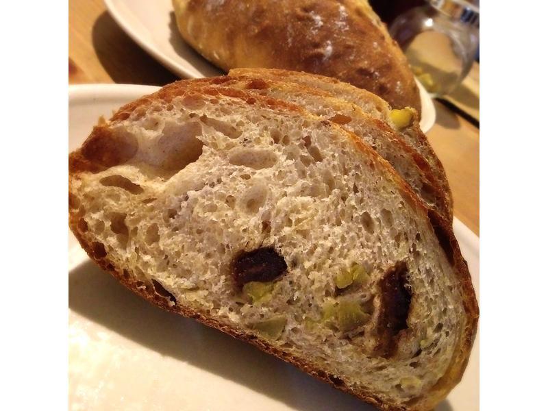 地瓜椰棗歐式麵包