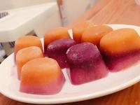 10分鐘寶寶彩色水果(嬰兒副食品)