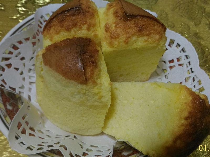 柳橙戚風蛋糕🍊🎂🍊