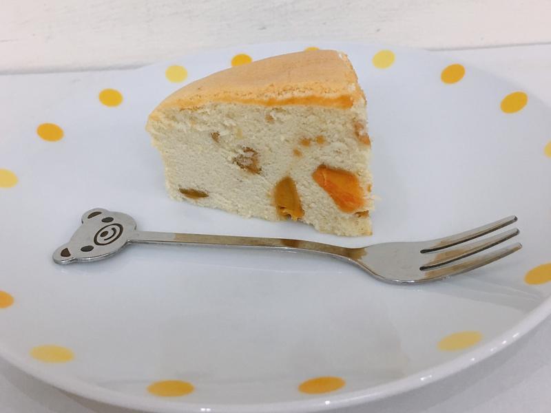 蜜地瓜棉花蛋糕