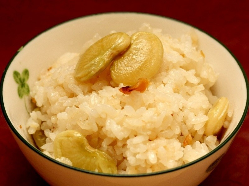 皇帝豆炊飯