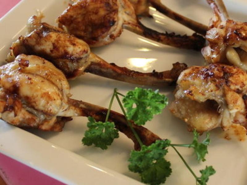 味噌烤雞翅