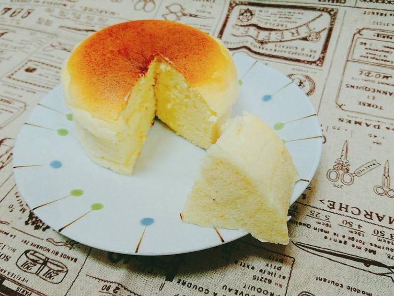 輕乳酪蛋糕(簡易版)