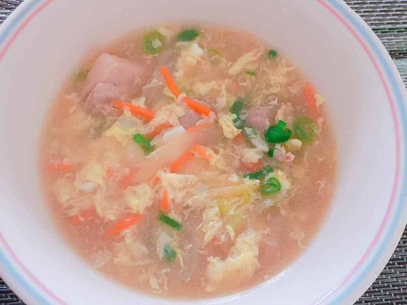 感冒適用洋蔥雞湯
