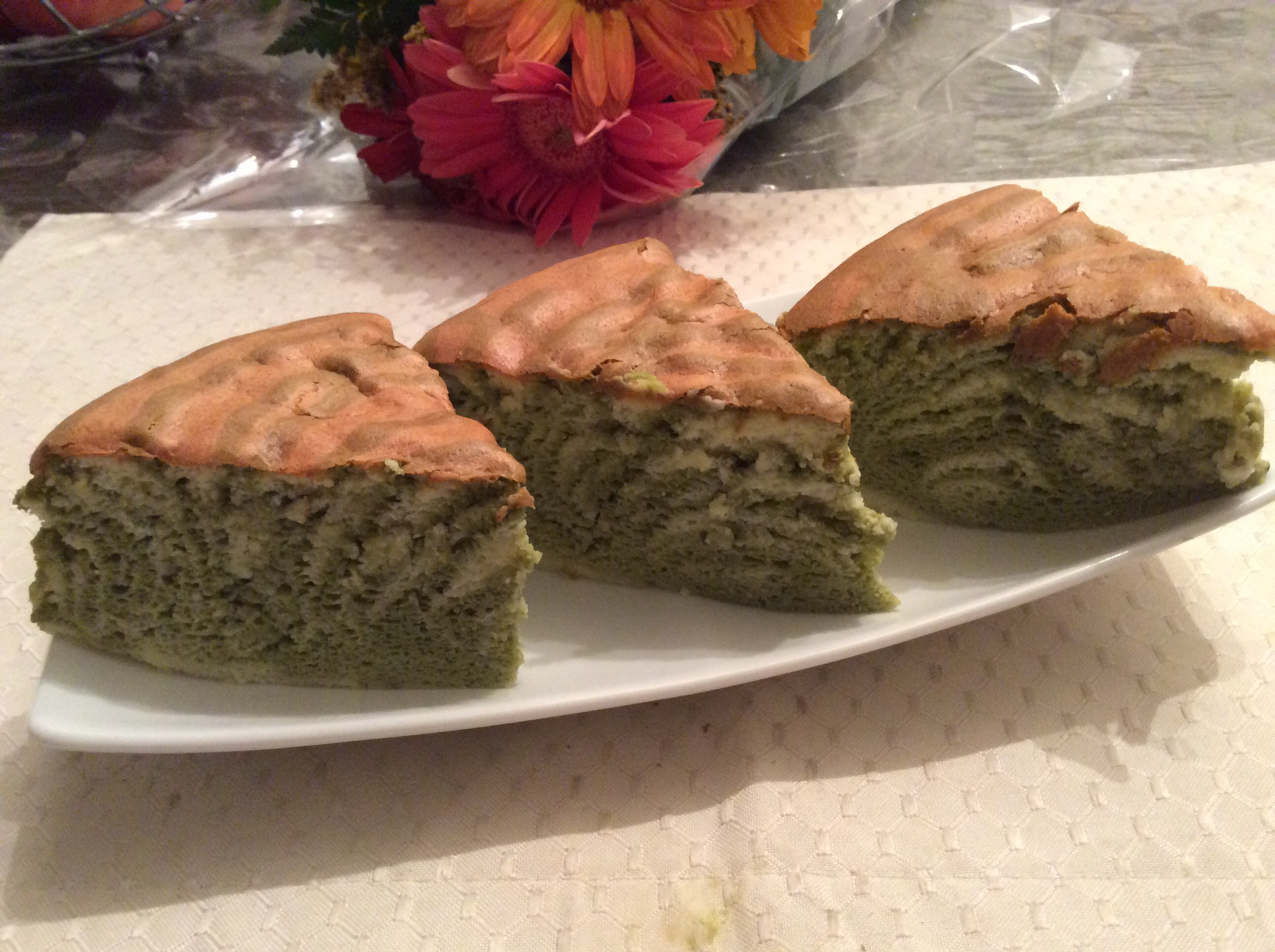 日式斑馬紋棉花起司蛋糕