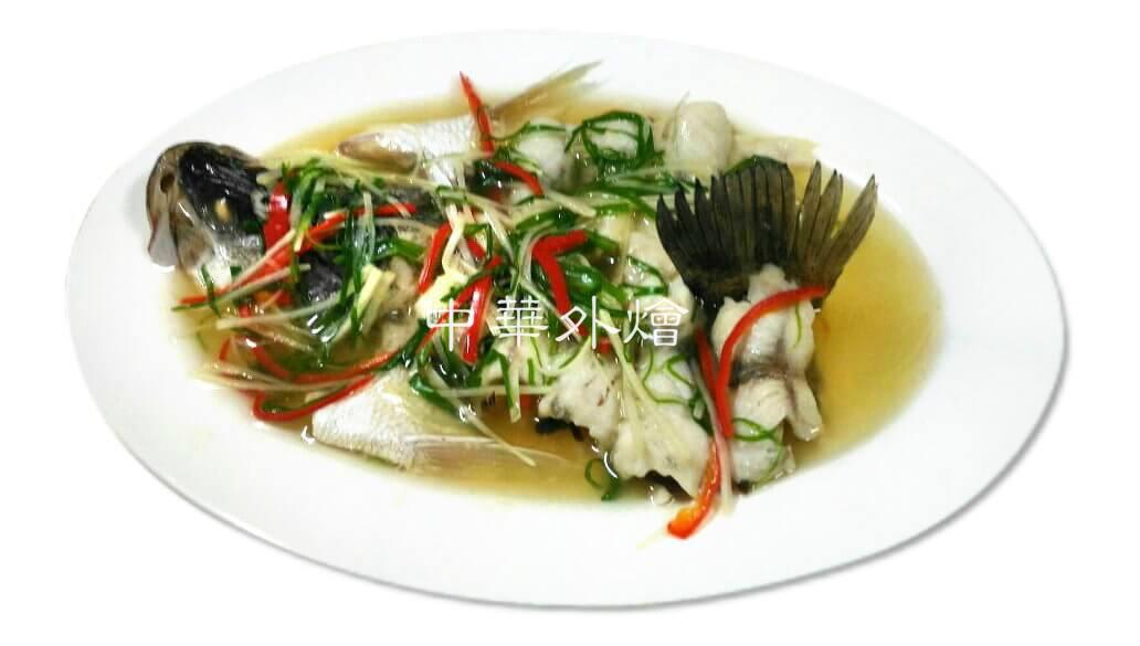三絲魚捲【中餐丙級料理】