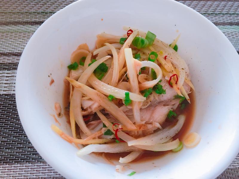 電鍋料理清蒸鱈魚