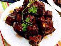 牛腱肉汁滷豆干