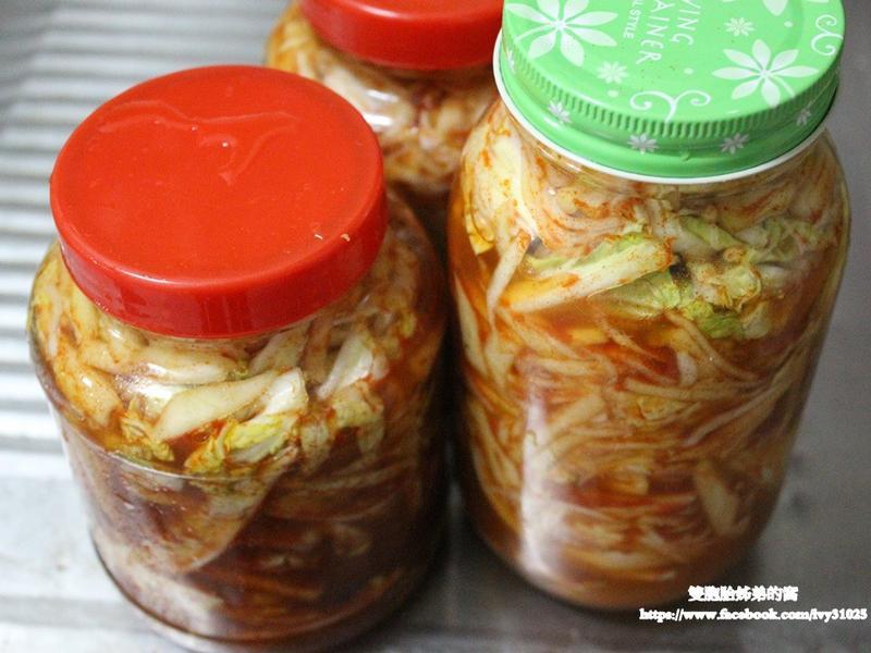[韓國料理]素食韓式泡菜