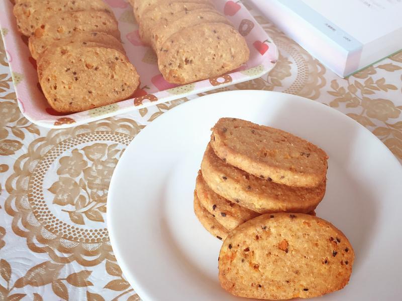 🍠地瓜高纖餅乾🍠
