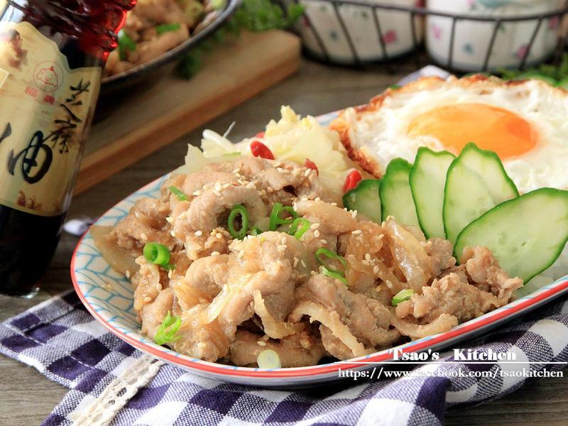 好吃又軟嫩的燒肉【福壽純芝麻油玩料理】