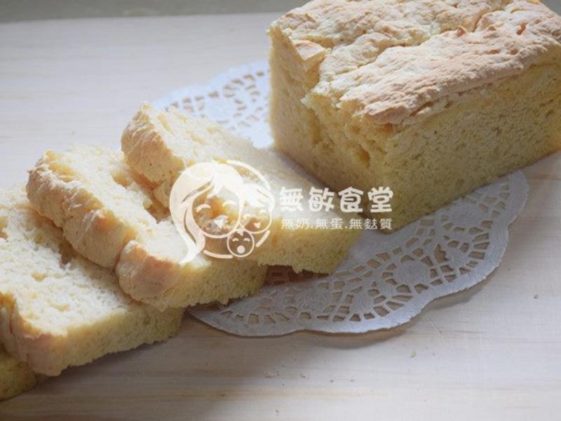 米土司 (無奶無蛋無麵粉無小麥蛋白)