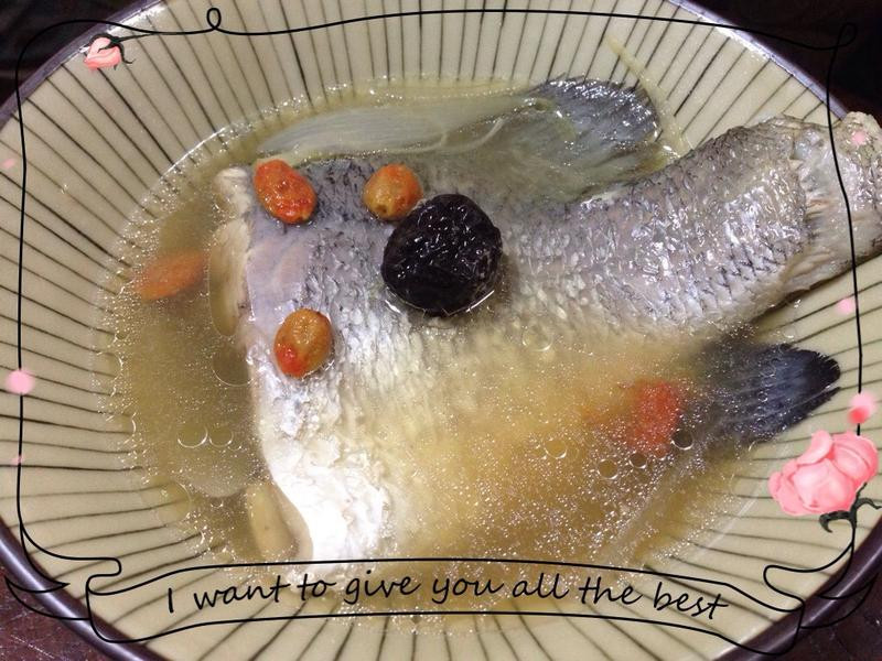 發奶蔬果魚骨湯(做月子)