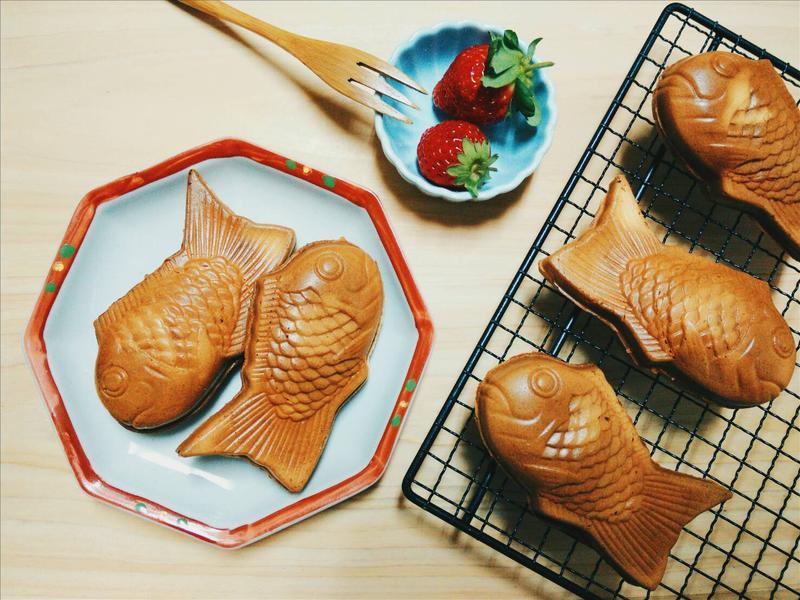 湯圓鯛魚燒
