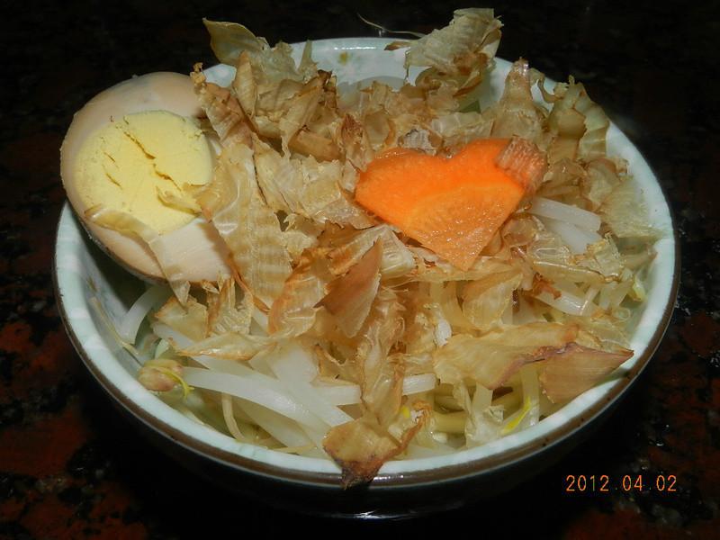 ㄚ曼達的除房~醬油柴魚麵
