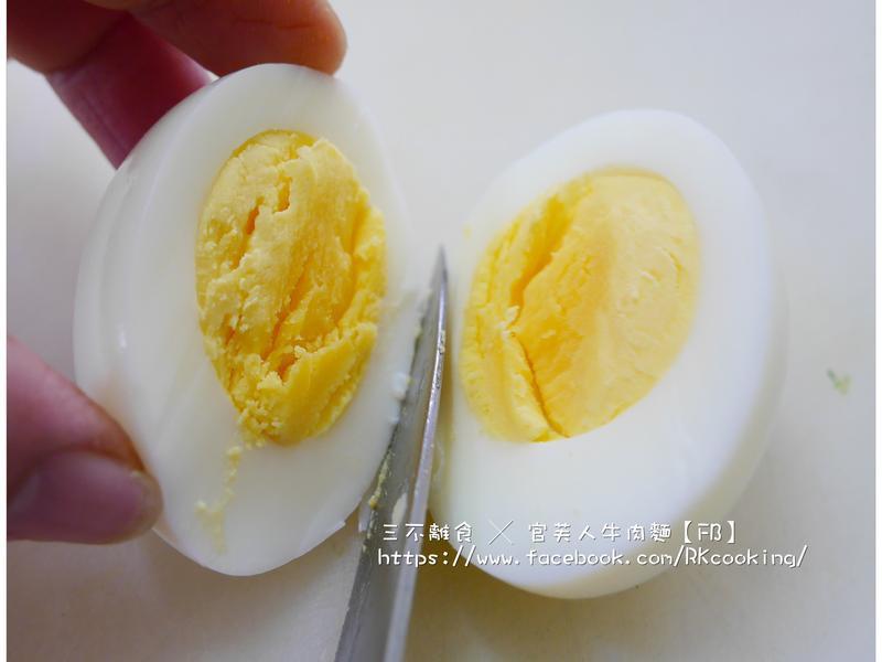 【水煮蛋的煮法】煮湯鍋料理
