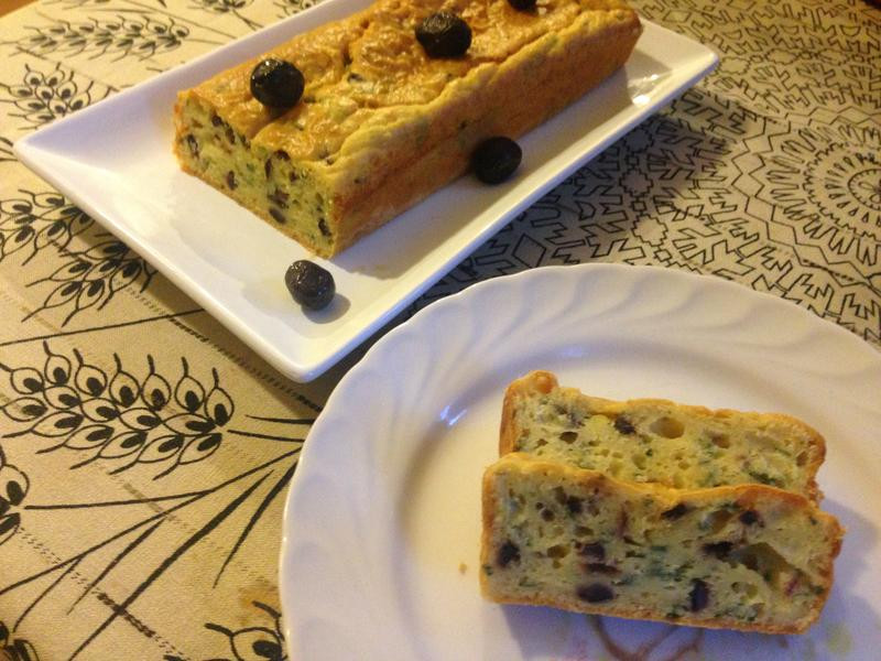 蛋糕20---土式橄欖芹菜鹹蛋糕