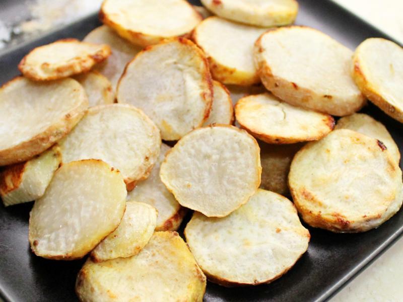 【厚生廚房】椒鹽芋薯片