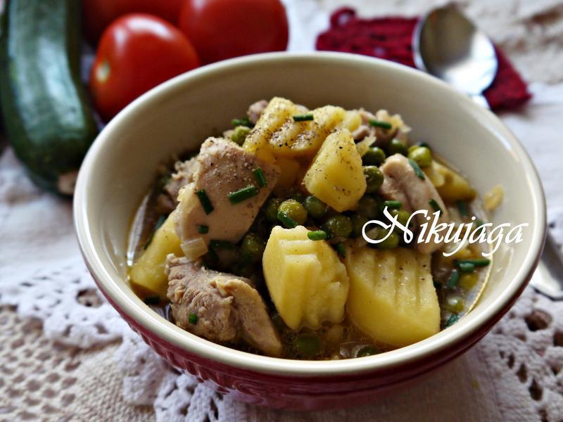 日本 馬鈴薯燉肉