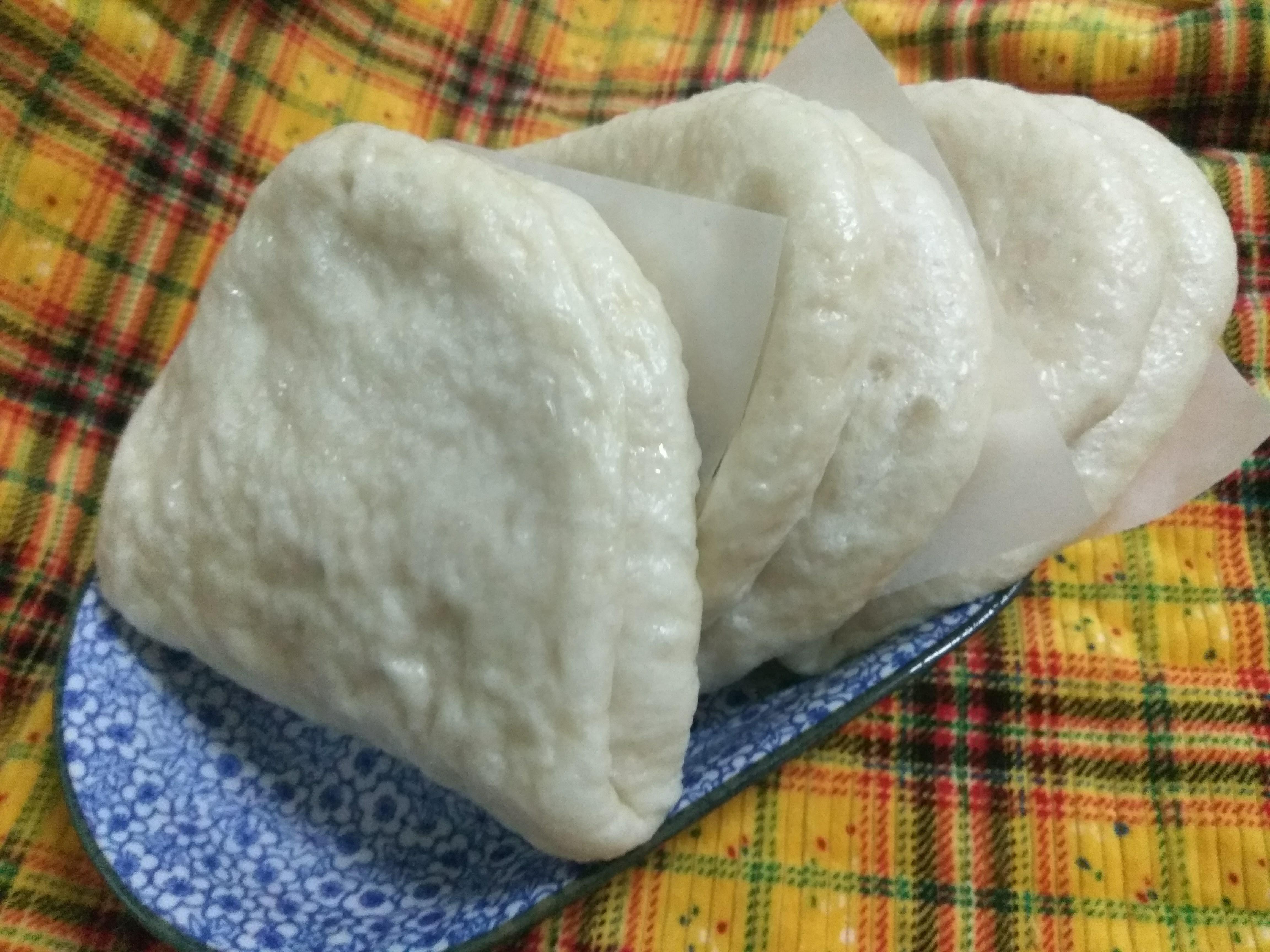 自製刈包麵皮