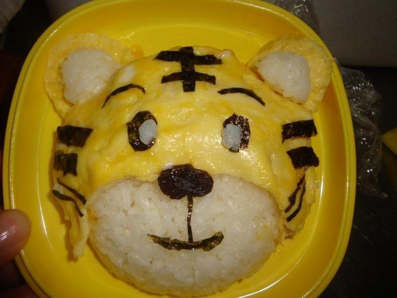 [親子食堂] 巧虎飯糰