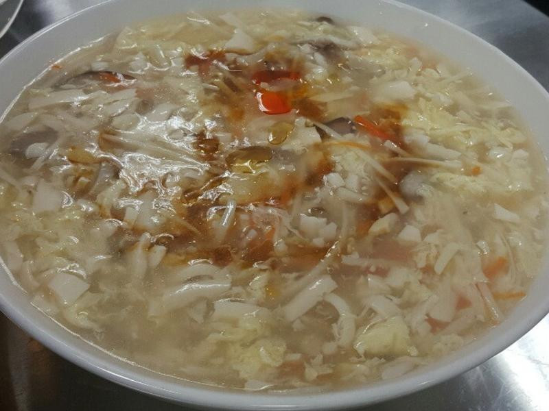 魚片豆腐羹