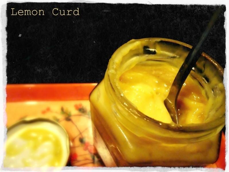 清爽檸檬卡士達醬-這次只要5原料!