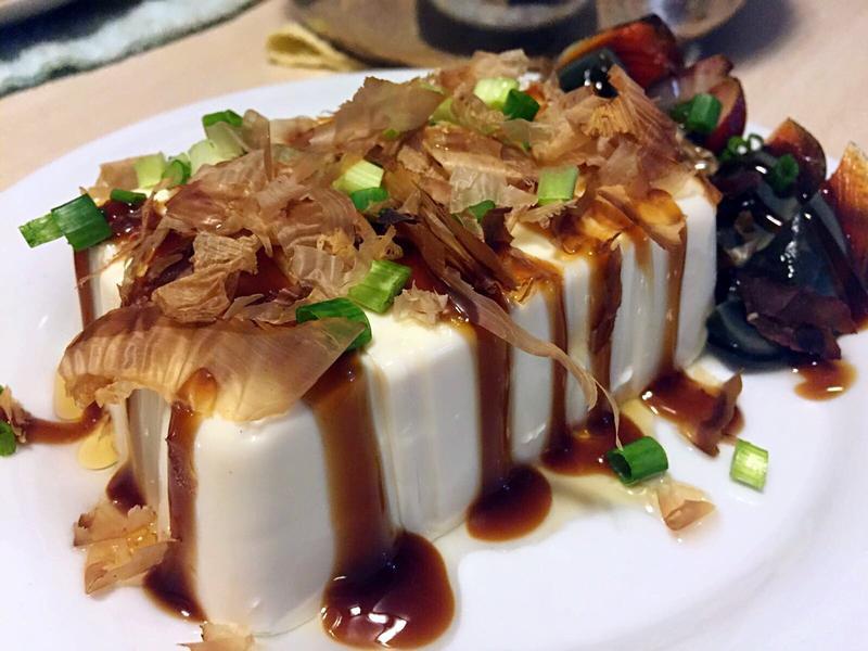 [涼拌小菜]皮蛋豆腐