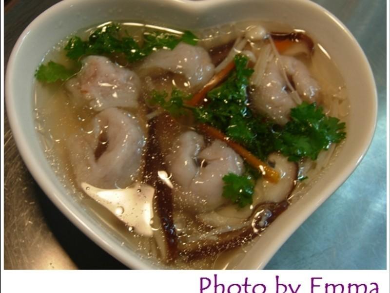 桂冠雙菇養生魚餃鍋