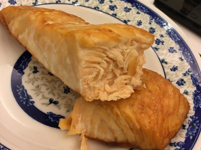 水波爐 烤鮭魚