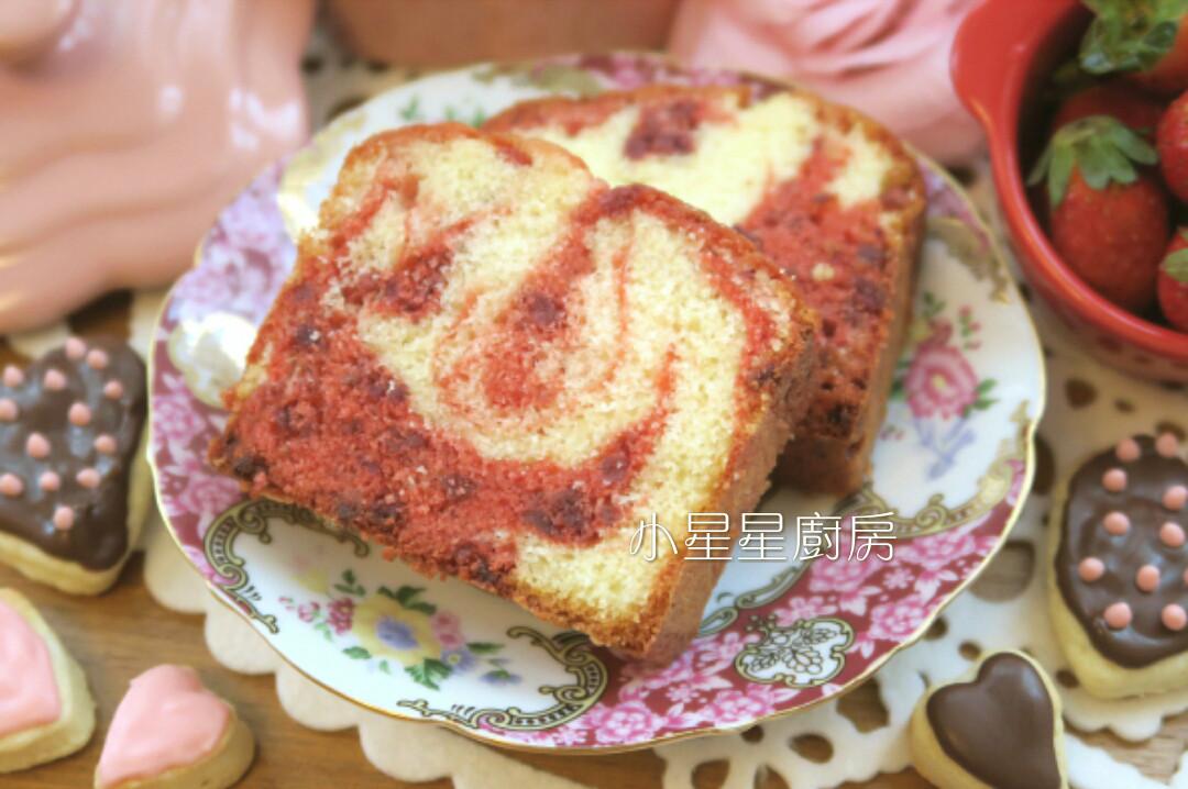 熱情莓果磅蛋糕